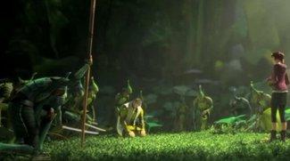 EPIC - Verborgenes Königreich: Neuer Trailer zum Ice-Age-Nachfolger