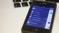Facebook-Profilbild ändern mit iPhone oder iPad - so geht's