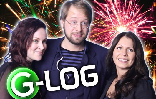 G-LOG #12 - Unser Hund Charly, Relaunch & PARTY!!11