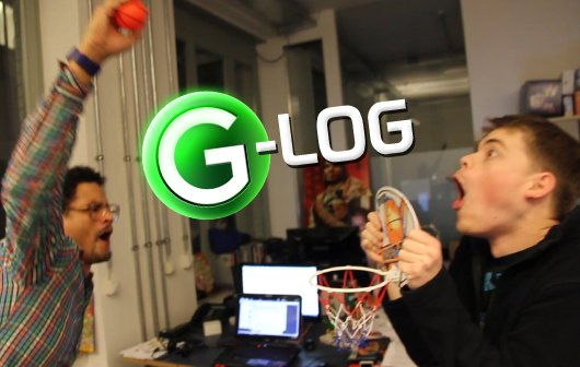 G-Log #13 - Mediakraft Outtakes + Geschenke