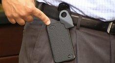 iPhone Hülle im MacGyver-Style: GSi-Bumper mit magnetischem Holster
