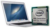 MacBook Air und Pro 2013: Intel Haswell - 13 Stunden Laufzeit möglich