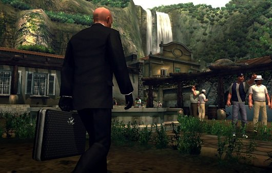 Hitman HD Trilogy: Agent 47 in Remake-Screenshots
