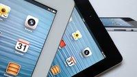iPad 4 kaufen – oder doch lieber das iPad 2? Ein kleiner Vergleich