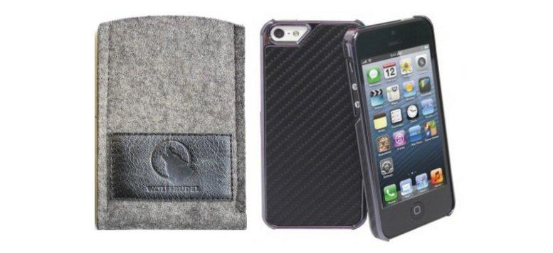 Schutz im Alltag für das iPhone 5