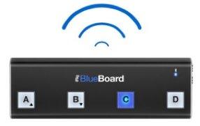 Mit iRig BlueBoard werden iPad und Co. zum Effektboard