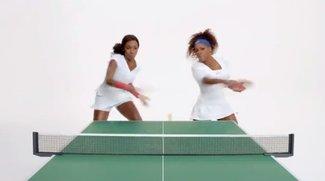 """Apple bewirbt """"Nicht stören""""-Funktion des iOS 6 mit Venus und Serena Williams"""