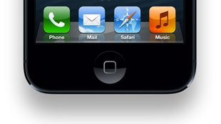 iPhone 5S: Mit Fingerabdruck-Scanner im Homebutton