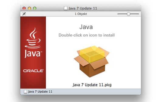 Sicherheitslücke in Java 7: Oracle veröffentlicht Patch