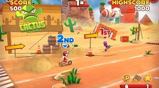 Joe Danger: iOS Version kommt um Mitternacht + Trailer