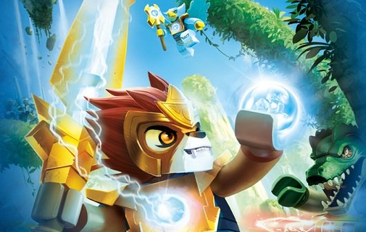 LEGO Legends of Chima: Warner kündigt drei neue LEGO-Titel an