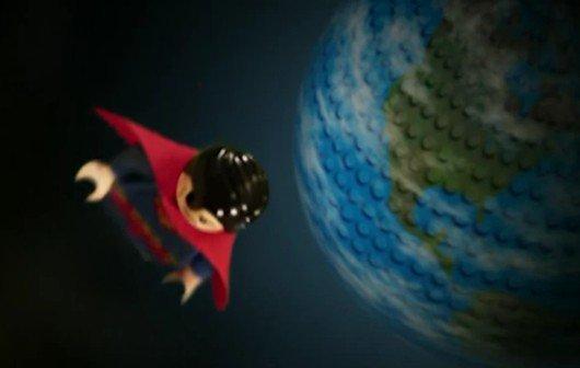 LEGO Man of Steel - der Superman-Trailer