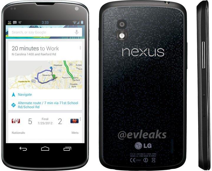 Google Nexus 4 mal wieder verfügbar