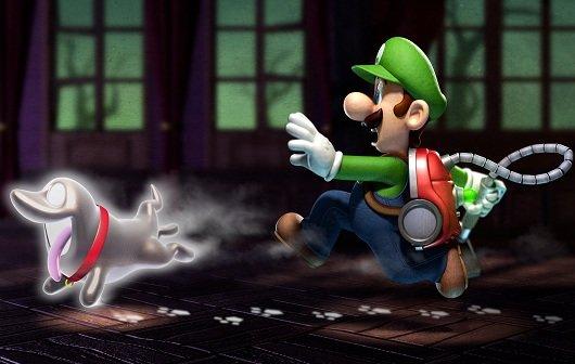Luigi's Mansion 2: Neuer Trailer veröffentlicht