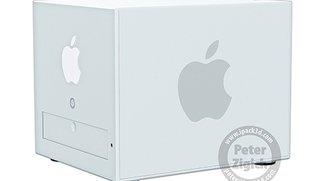 Mac Pro 2013: Konzept-Renderings