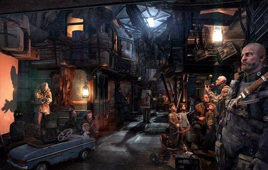 Metro - Last Light: Neue Screenshots zum Shooter