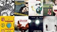 Musik-Vorschau: Die 10 wichtigsten Alben im Februar 2013 - von Kollegah über Tomahawk bis Heino (hä?)