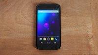 Nexus 4: Etwa 370.000 Geräte wurden bisher produziert