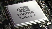 CES 2013: Nvidia stellt Tegra 4 vor