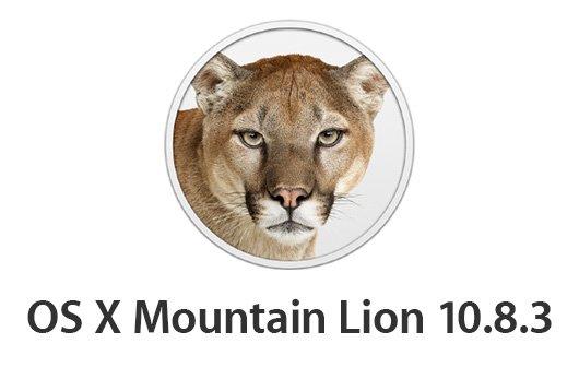 Apple Mac OS X 10.8.3 mit Safari 6.0.3 veröffentlicht