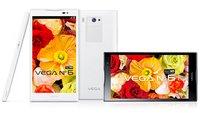 Pantech Vega No. 6: Riesen-Smartphone mit Full-HD und Quadcore