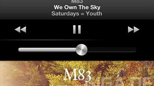 iOS 6.1: Apples Detailversessenheit zeigt sich in neuem Lockscreen-Player