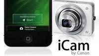 Das iPhone und die PowerShot N: Canon sucht Anschluss