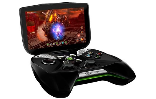 NVIDIA: Project Shield Streaming Demo
