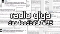 radio giga #95 - das Feedback