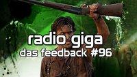 radio giga #96 - Das Feedback