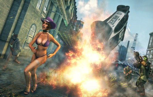 Steam: Civilization V & Saints Row The Third dieses Wochenende kostenlos