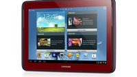 Samsungs Galaxy Tabs auch bald in Rot
