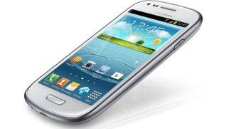 Samsung Galaxy S3 mini - Testvideo der Kamera (720p)
