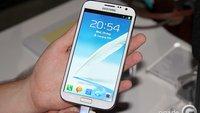 Samsung Galaxy-Serie: Bug gibt Homescreen-Zugriff trotz Sperre frei
