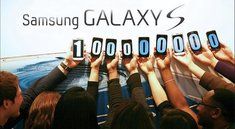 Samsung: Bislang über 100 Millionen Galaxy S Smartphones verkauft