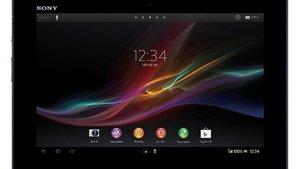 Sony Xperia Tablet Z: Alle Infos und technischen Details
