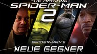 Spider-Mans neue Gegner: Rhino & Electro im Comic-Check - The Amazing Spider-Man 2 - Rise of Electro