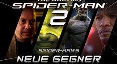 Spider-Mans neue Gegner: Rhino & Electro im Comic-Check - The Amazing Spider-Man 2 - Rise of Electro