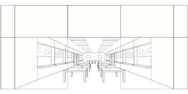 Apple Retail Store Gebrauchsmuster