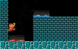 Super Mario enttäuscht: Die Prinzessin war eine Lüge