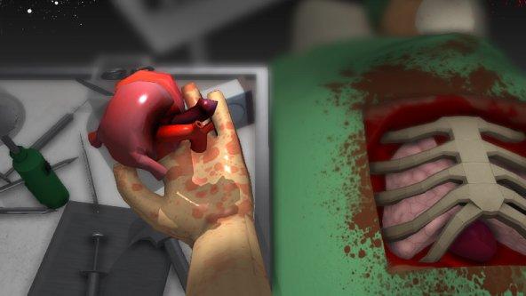 Steam Greenlight: Grünes Licht für den Surgeon Simulator und neun weitere Titel