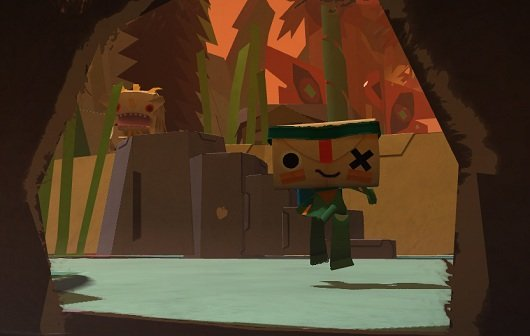 Tearaway: Media Molecules neuester Streich im Trailer