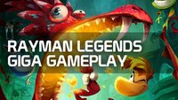 Rayman Legends - GIGA Gameplay