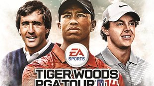 Tiger Woods PGA Tour 14: Coverstars enthüllt