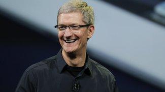 """""""Haunted Empire"""": Tim Cook bezeichnet neues Buch über Apple als """"Unsinn"""""""