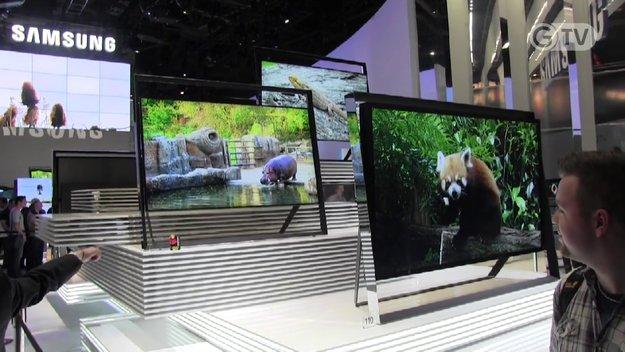 CES 2013: Interview mit Samsung PR-Manager Thomas Kahmann zu SmartTV
