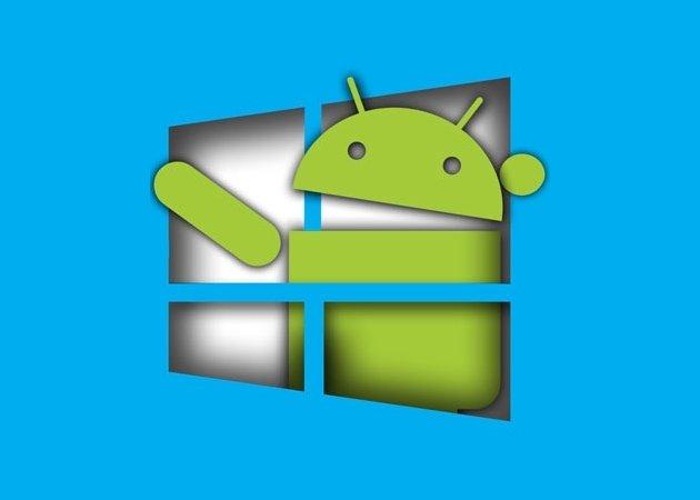 Android Apps unter Windows mit WindowsAndroid