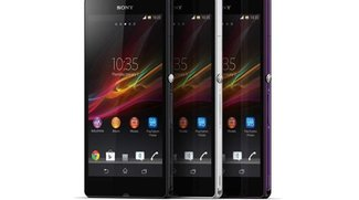 Sony Xperia Z vs. Nexus 4 - Hands-On-Vergleich - CES 2013