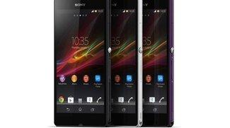 Sony Xperia Z: Das neue Sony-Flaggschiff