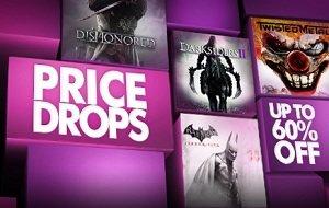 PS Store: Dishonored, Darksiders, Batman stark reduziert